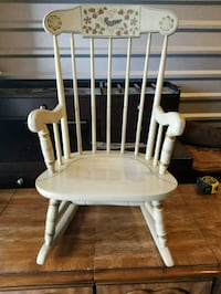 French Provincial kids rocking chair South Riding, 20152