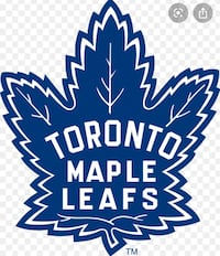 2 Toronto Maple Leaf Tickets for Sale