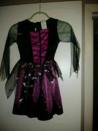 Little witch costume. Size M for toddlers  Hialeah, 33016