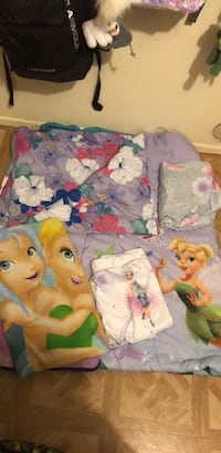 Tinkerbell  Twin  Bedding Set Madison Heights, 48071