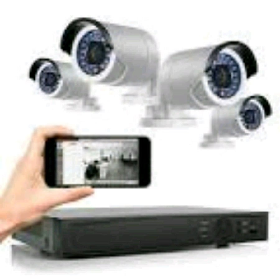 Residential and commercial security system install