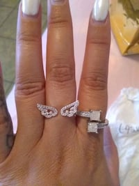 rings 925 new Donna, 78537
