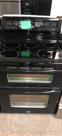 Maytag double oven electric stove  Baltimore, 21223