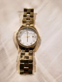 Michael Kors Womens Gold Watch Surrey, V4N 1E7