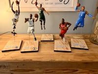 NBA/NFL Mcfarland action figures  Halethorpe, 21227