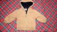 Baby boys carhartt jacket like new 12 month Theodore, 36582