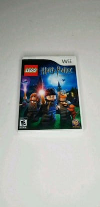 Lego Harry Potter Years 1 - 4 Wii London, N5Z 4R3