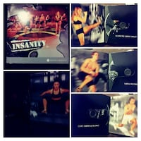 Insanity Complete Workout System Fort Worth, 76105