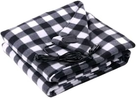 Electric blanket car plug in