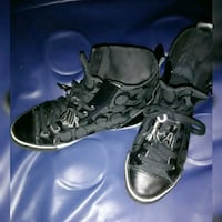 Coach high top black sneakers size 6 Columbia, 29205