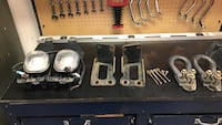 Ford F-350 2007 OE Fog Lamps and Tow Hooks Stony Plain, T7Z 1A7