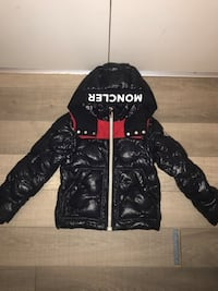 *KIDS* (ages 5-9) Moncler Arles Giubbotto