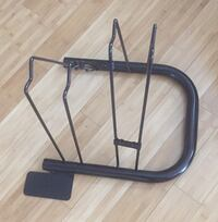 Bicycle stand.