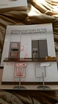 Human Factors in the Built Environment  Mississauga