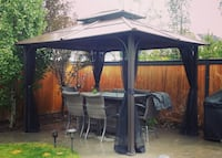 Gazebo installation services Calgary