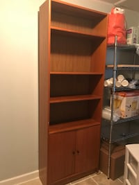 Book shelf with cabinet Kannapolis, 28081