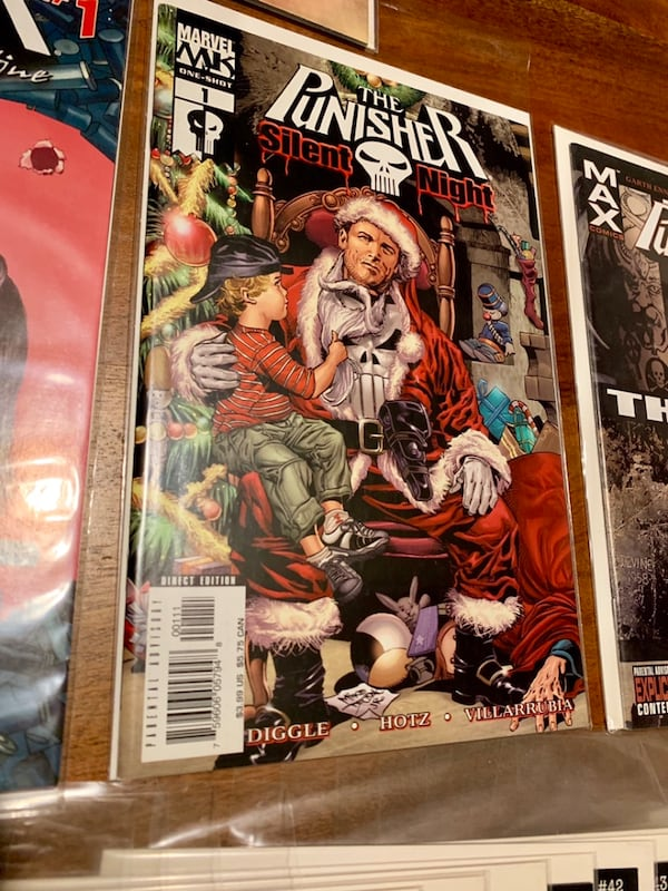 Marvel MAX Punisher Comic Collection! #1-55 (ex.29) with Specials b70ef958-c4ac-4cdb-9864-f05c814890e8