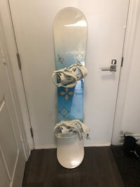 K2 spire 150 board and bindings for sale  Toronto, M5E