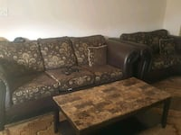 3 piece sofa set  Brampton, L6R 2M3
