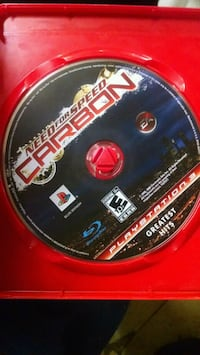 Sony PS3 Need for Speed Most Wanted disc Redlands, 92373