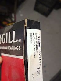 Mcgill bearing 2 available  Vaughan, L4H 2Y1