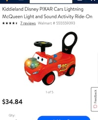 Toy ride on car for toddlers  Albuquerque, 87105