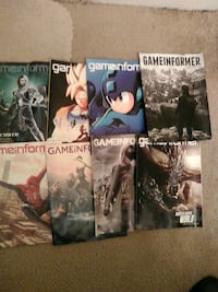 Game Informer 2018 collection Washington