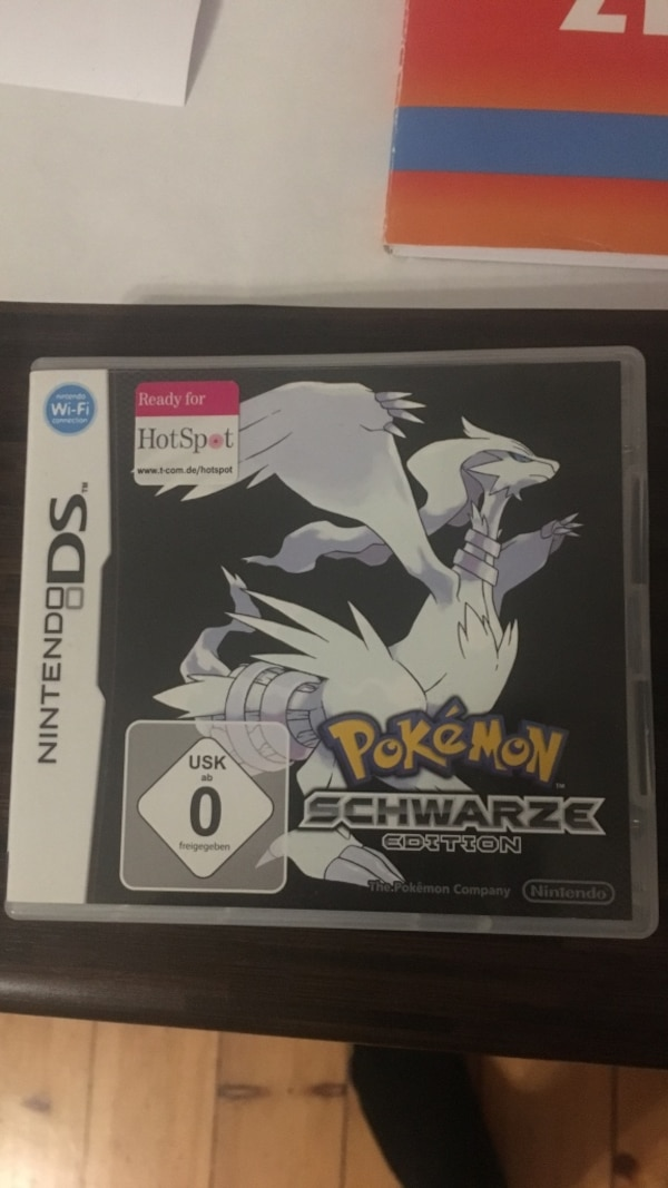 Pokemon Schwarze Edition