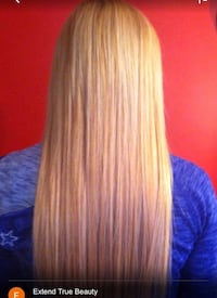 hair extensions.guaranteed quality work Edmonton