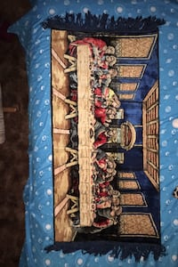 Wall hanging of last supper Des Moines, 50316