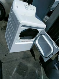 white and gray front load washer Capitol Heights, 20743