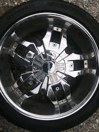 rims and tires in good shape call # if u want them  [TL_HIDDEN]  Dickson, 37055