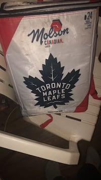 Collectable molson Canadian insulated back pack Toronto, M5S 2J2