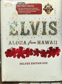 ALOHA from HAWAII  2  CD set New York, 11417