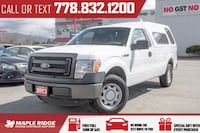 2013 Ford F-150 | Matching Canopy