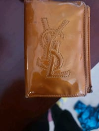 authentic ysl orange small wallet Vancouver
