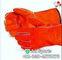 No1 Welding gloves, gym gloves, safe hand gloves, rubber Gloves PVC gloves
