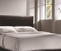 Brand New Queen Upholstered Bed with Low Profile CHICAGO