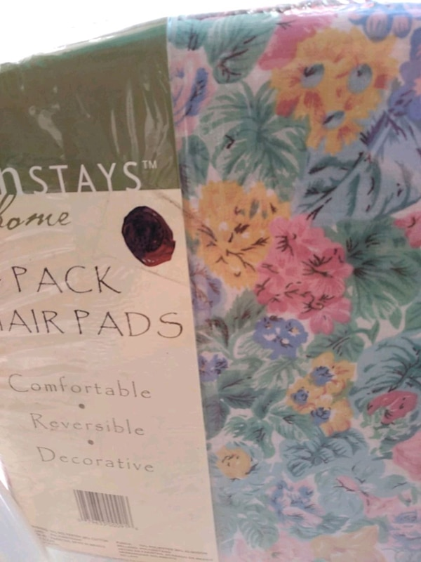 CHAIR PADS NEW