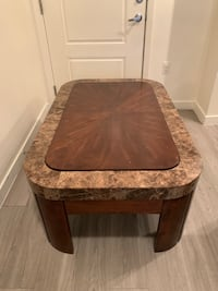 Coffee table and matching table North Las Vegas, 89081