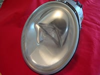 2004 VW Convertible Beetle Genuine Right Headlight 2228 mi