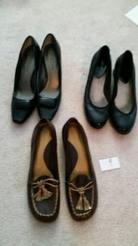 Ladies  Brand Name Shoes, Size 9 Norcross, 30093