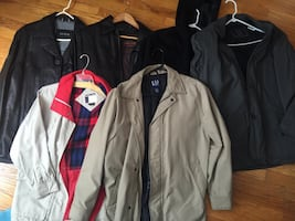 Mixed Winter jackets - Male