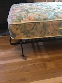Simmons Twin box springs, mattress and bed frame KIRKLAND