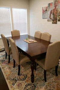Dining table with 6 chairs Clarksburg, 20841