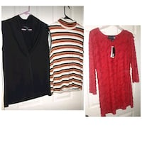 All 3 For $5...Size Large Chicago, 60621