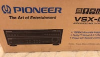 Pioneer Audio/Video Multi-Channel Receiver BNIB Surrey, V3R