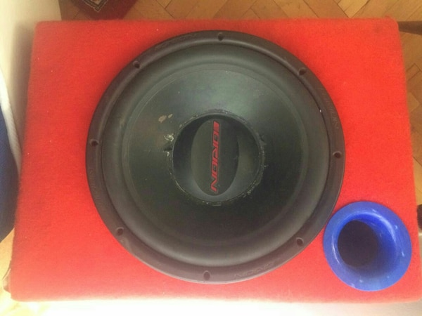 Used orion subwoofer 2500 watt 1000 rms for sale in Osman