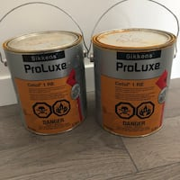 Sikkens ProLuxe Stain *Discontinued* (Ebony 020) Calgary, T2X 4C6