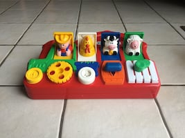 Fisher Price Pop-up Farm Animals